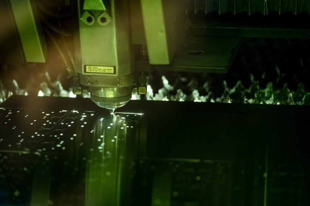 CNC-Laserschneiden, Laserschneiden