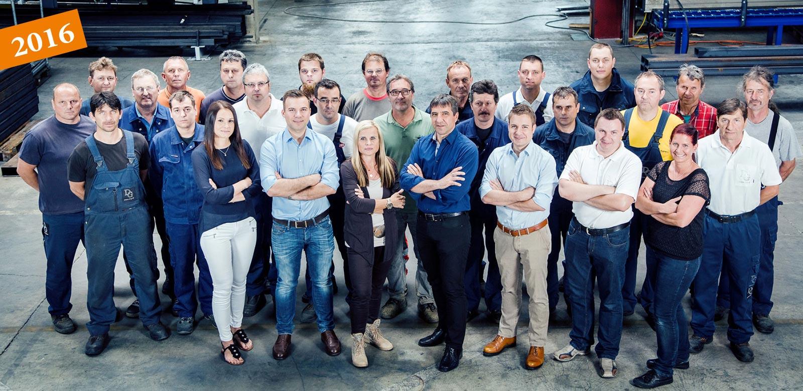 Dornauer Grillitsch GmbH Team